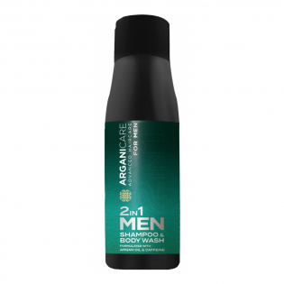 Shampoo 2 in 1 + Energizing shower gel - 500 ml