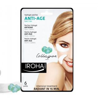 'Anti-Age' Hydrogel Patches - Eyes & Lips