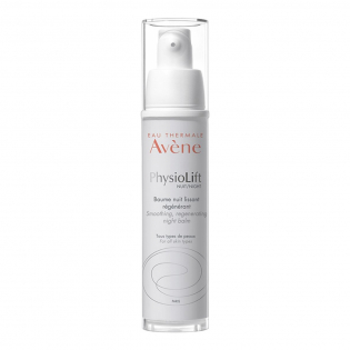 Physiolift Night Smoothing & Regenerating Balm - 30 ml