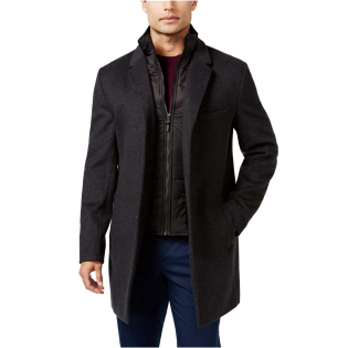 Men's 'Zip-Out Liner Water-Resistant' Coat