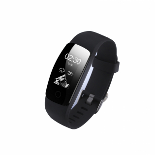 Sports Smartwatch + Heart Rate Monitor - Android & iOS