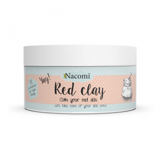 'Red Clay' Face Mask - 100 ml