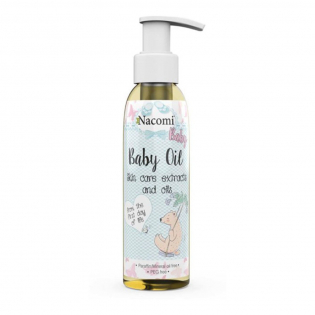 Baby oil - from the first day of life - 130 ml