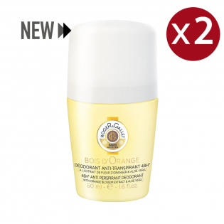 Roger & Gallet - Roll-on Deodorants 2x50ml