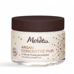 Argan Concentré Pur Youthful Cream-Oil - 50ml