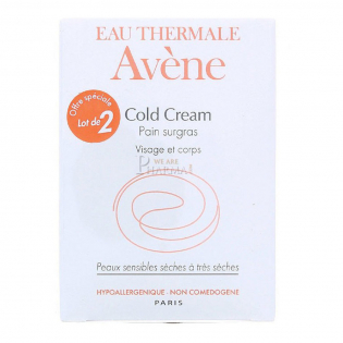 Cold Cream Soap Surgras - 2x100 g