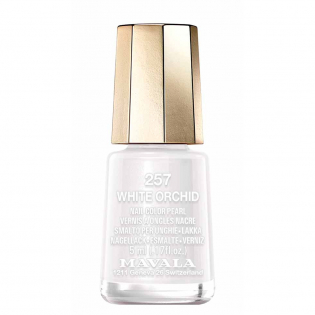 'White Orchid' Nagellack - 5 ml