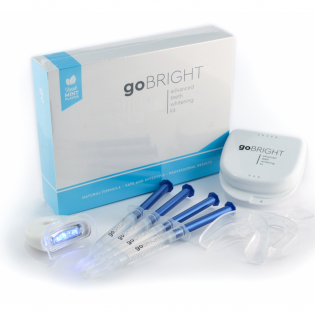Advanced Teeth Whitening Kit - 11 Pieces