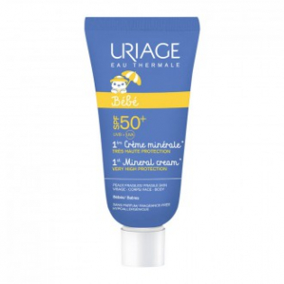 'Baby 1st SPF50' Mineral Cream - 50 ml