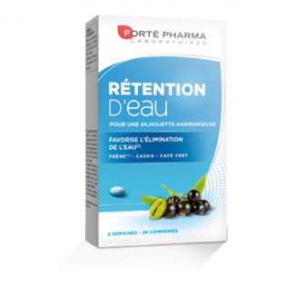 Minceur Water retention - 28 Tablets