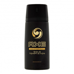 'Gold Temptation' Spray Deodorant - 150 ml