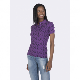 Women's Regular Fit Polo Shirt