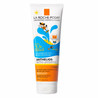 Anthelios 50+ Dermo-Kids Wet Skin Gel 250 ml