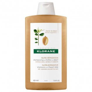 Nutritious and Repairing Shampoo with Datetier Desert - 400 ml