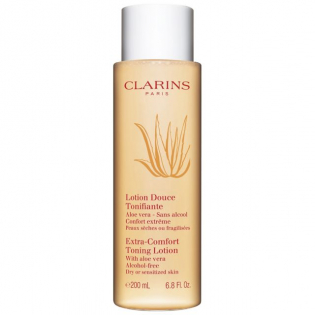 Clarins - Lotion Douce Tonifiante - 200ml