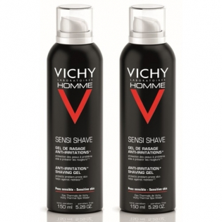 Shaving gel - 150 ml, 2 Units