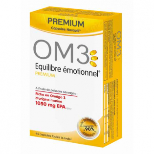 Emotion Form Premium Balance - 45 Capsules
