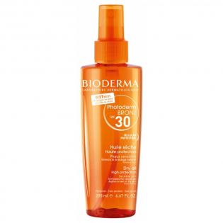 'Photoderm Bronz SPF30' Sunscreen Oil - 200 ml