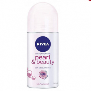 Deodorant Roll-on Pearl Beauty - 50 ml