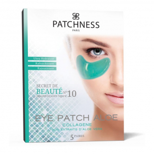 'Aloe' Eye Contour Patches - 5 Units
