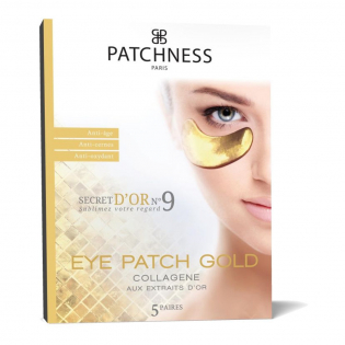 'Gold' Eye Patch - 5 Units