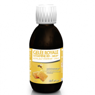 Royal Jelly Syrup