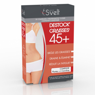 Destock'Graisse 45+