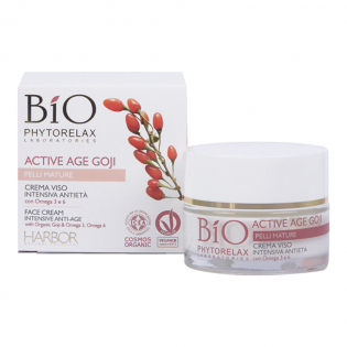 'Active Age Goji Intensive Anti-Age' Face Cream - 50 ml