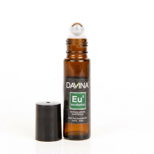Eucalyptus Essential Oil Roll-on 10ml - Ready to Go!