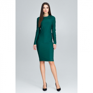 Women's Long-Sleeved Dress