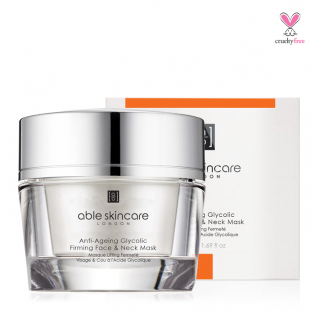 Anti-Ageing Glycolic Firming Face & Neck Mask