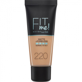 Fit Me Foundation 220 Natural Beige - 30ml