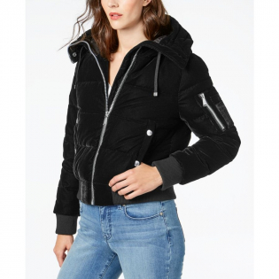 Women's 'Velvet' Down Jacket