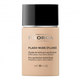 'Flash-Nude Fluid' Foundation - #00 Nude Ivory 30 ml