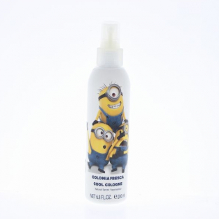 Body Cologne Spray 'Minions Yellow' - 200 ml