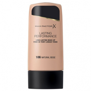 'Lasting Performance' Foundation - #106 Natural Beige 35 ml