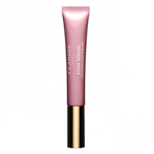 Eclat Minute Embellisher Lips - #07-toffee pinkshimmer 12ml