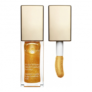 Eclat Minute Oil Confort Lips - #07-honey shimmer 7ml