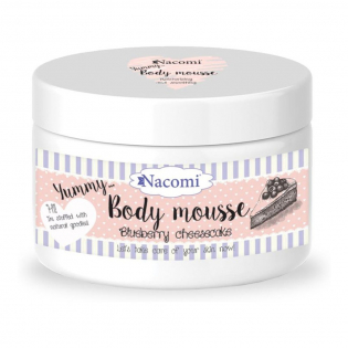 Body Mousse - Blueberry Cheesecake - 180 ml