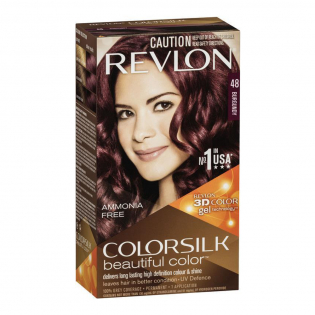 'Colorsilk' Hair Dye - 48 Borgoña