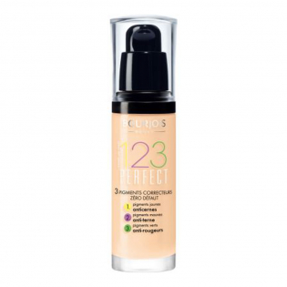 '123 Perfect' Foundation - 51 Vanille Light 30 ml