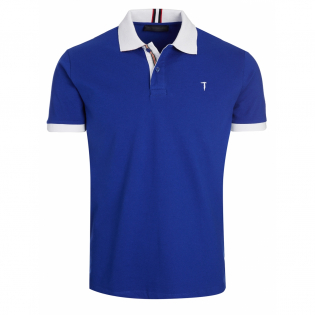 Men's 'Figure-Hugging' Polo Shirt