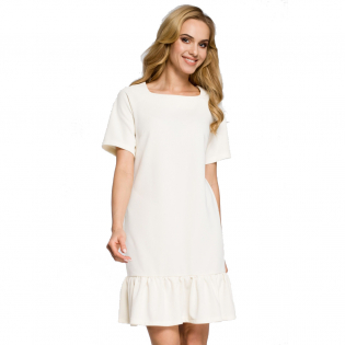 Women's Short-Sleeved Dress