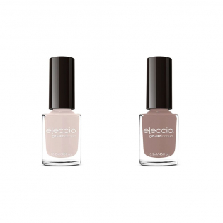 'Mother Nature' Set of 2 Nail Polishes - 13.2 ml