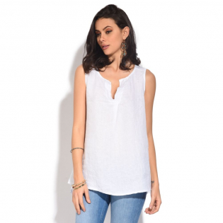 Women's 'Col Tunisien' Top