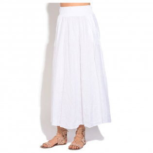 Women's 'Long Poches' Skirt