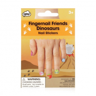 'Dinosaurs' Nail Stickers