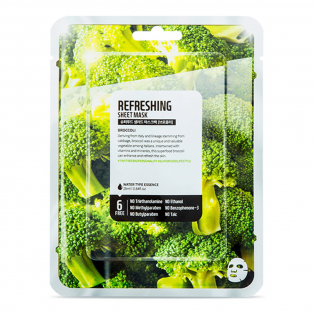 Refreshing Broccoli Mask - 25 ml