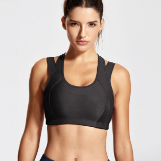 Women's 'U-shape' Wireless Bra