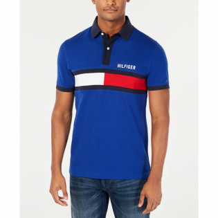 Men's 'Logo Graphic' Polo Shirt